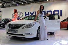 Hyundai Sonata Royalty Free Stock Photos