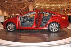 Hyundai-Sonate 2011 Lizenzfreies Stockbild