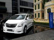 Hyundai storslagen starex vip Royaltyfria Bilder
