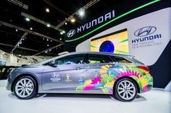Hyundai Stock Image