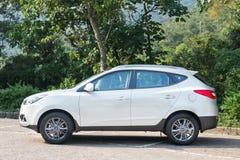 Hyundai TUCSON 2.0 πρότυπο του 2013 στοκ εικόνα