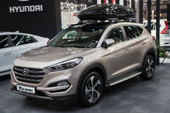 Hyundai Tucson royalty-vrije stock foto