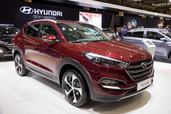 2016 Hyundai Tucson Stock Photos