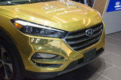 Hyundai Tucson Stock Image
