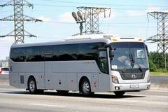 Hyundai Universe Space Luxury Stock Photos