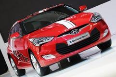 Hyundai Velaster Lizenzfreie Stockbilder