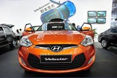 Hyundai velaster Royalty Free Stock Photography