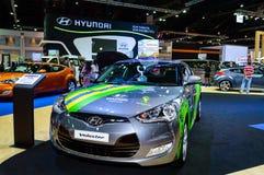 Hyundai Veloster Brazil Edition Skin. Stock Image