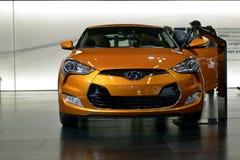 Hyundai Veloster Stock Image