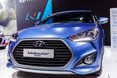 Hyundai Veloster Turbo Royalty Free Stock Image