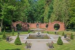 IÅ 'owa park Zdjęcie Royalty Free