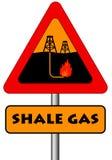 Iłołupka gaz ilustracja wektor