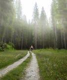 Iść bada wielkiego outdoors Fotografia Stock