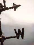 Iść Na zachód Obrazy Stock