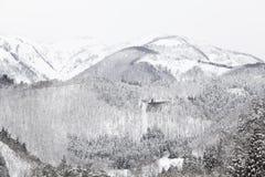 Iść przy zimą Fotografia Stock