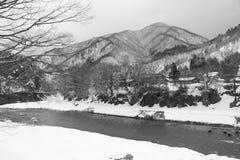 Iść przy zimą Zdjęcia Royalty Free