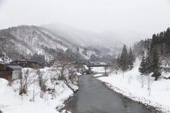 Iść przy zimą Fotografia Royalty Free