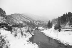 Iść przy zimą Obrazy Royalty Free