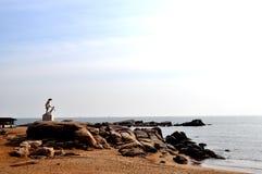 Iść widzieć morze fotografia royalty free