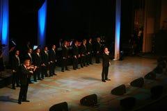 I 12 tenori irlandesi Immagini Stock