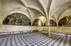 I abbotskloster Arkivbild