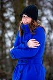 I Am So Freezing Cold Stock Images
