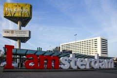 I Amsterdam Images libres de droits