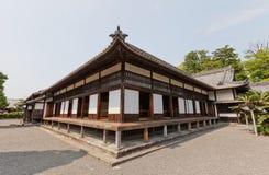 I andra hand Bailey Palace av den Kakegawa slotten, Shizuoka prefektur, Ja Fotografering för Bildbyråer
