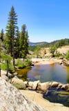 I bagni del ` s di Cleo sul lago Pinecrest trascinano Fotografie Stock Libere da Diritti