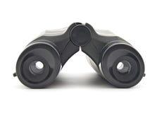 I bambini binoculari Fotografia Stock