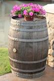 I barilotti della quercia decorano il fiore Immagine Stock Libera da Diritti