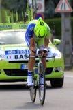 I.BASSO (LIQ - ITA). During the 9 stage of the Tour de France, Arc et Senans-Besançon, July 9 2012 Stock Photos