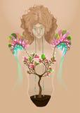 I am beautiful Royalty Free Stock Images