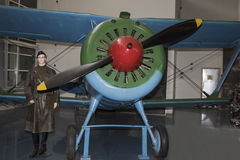 I-15 bis - Fighter (1936) 最大 速度, km/h370 库存图片