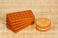 I biscotti differenti di appetito Fotografia Stock Libera da Diritti