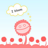 I bloom Royalty Free Stock Photo