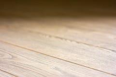 I bordi laminati hanno offuscato la struttura di legno del fondo immagine stock