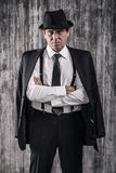 I am a boss! Royalty Free Stock Images