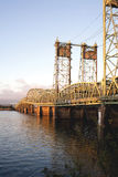 I5 bridge over columbia river Royalty Free Stock Image