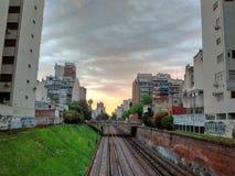 I Buenos Aires arkivbilder