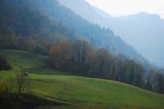 I campi di Annecey, Francia Fotografia Stock