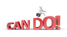 I can do! Stock Photos