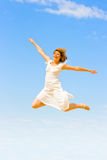 I can fly! Stock Photography