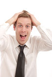 I can't believe! stock photo