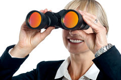 I can vision success Stock Photos
