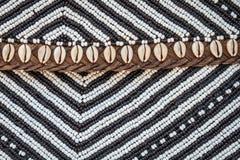I canestri d'offerta fatti a mano di balinese tradizionale keben decorato con le perle Bali, Indonesia immagini stock libere da diritti