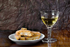 I cantucci toscani -  Cantucci from Tuscany (IT) Stock Images