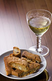 I cantucci toscani -  Cantucci from Tuscany (IT) Royalty Free Stock Photo