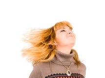 I capelli sono mio Fotografie Stock