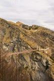 I capitani gettano un ponte su in canyon dei capitani Fotografia Stock Libera da Diritti